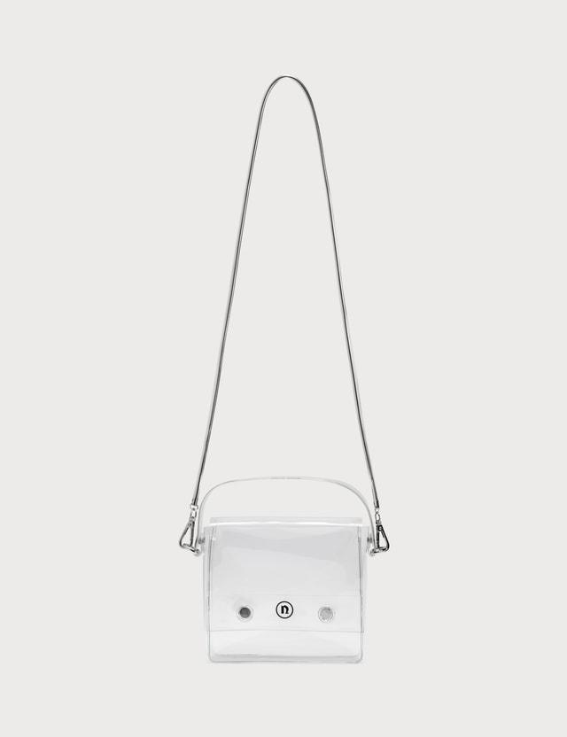 Nana-nana PVC Square Bag Clear Women