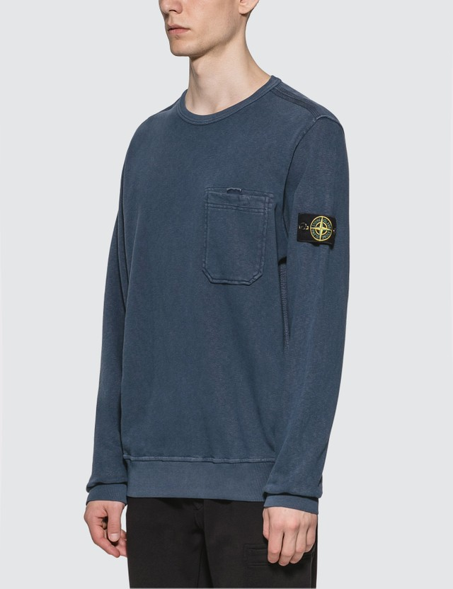 Stone Island Pocket Sweatshirt