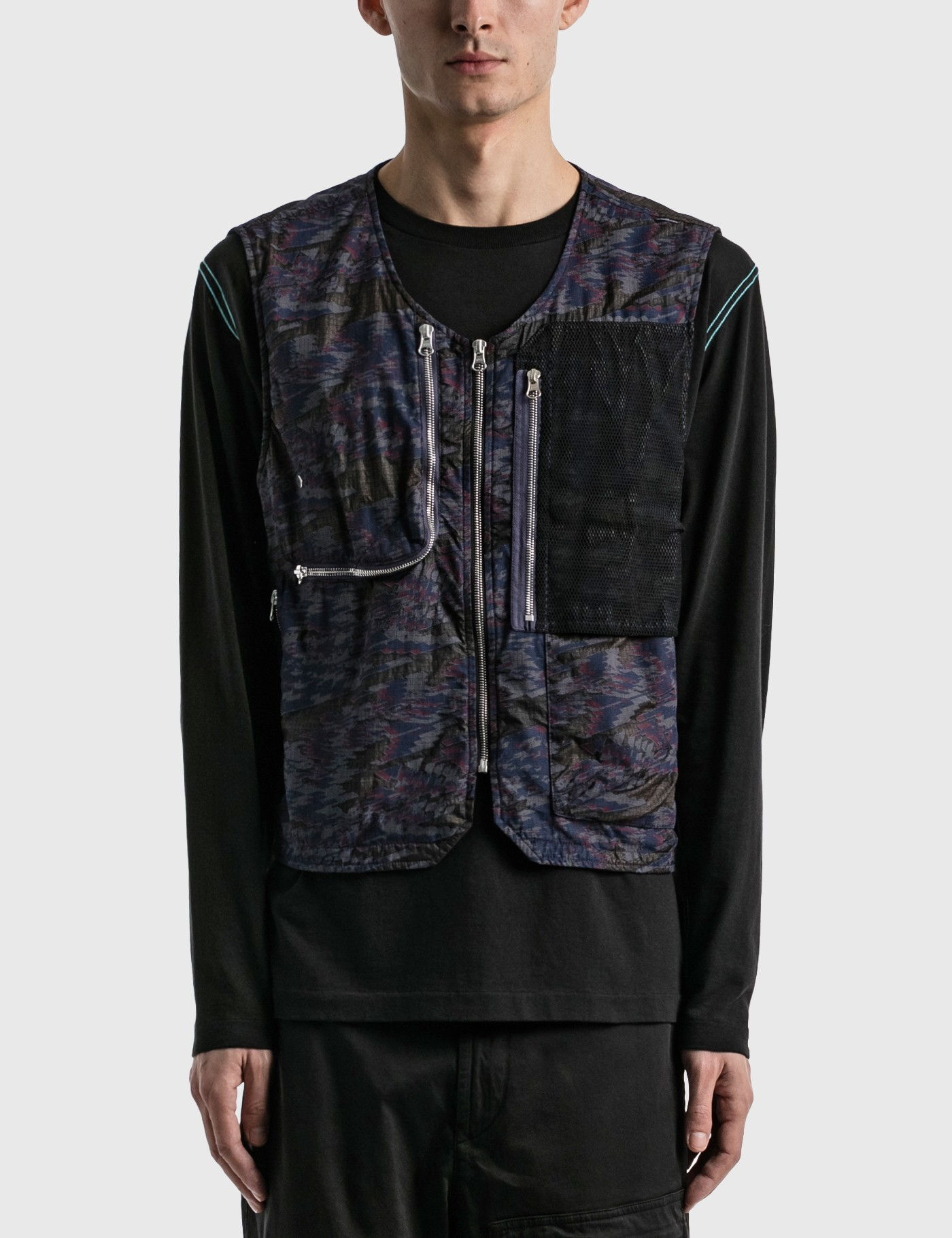 Stone Island Shadow Project UTILITY VEST