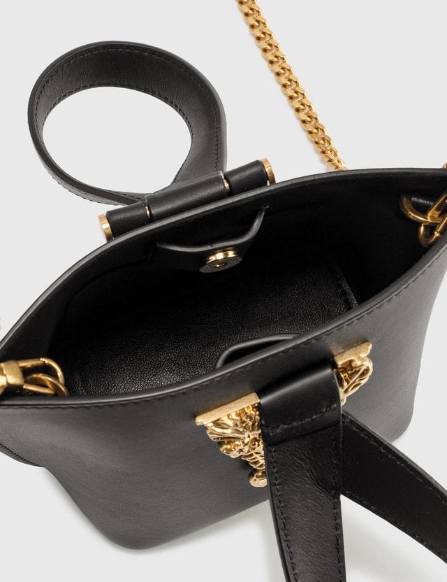 Versace Virtus Bucket Bag