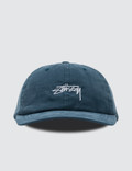 Stussy Peached Smooth Stock Low Pro Cap Picutre