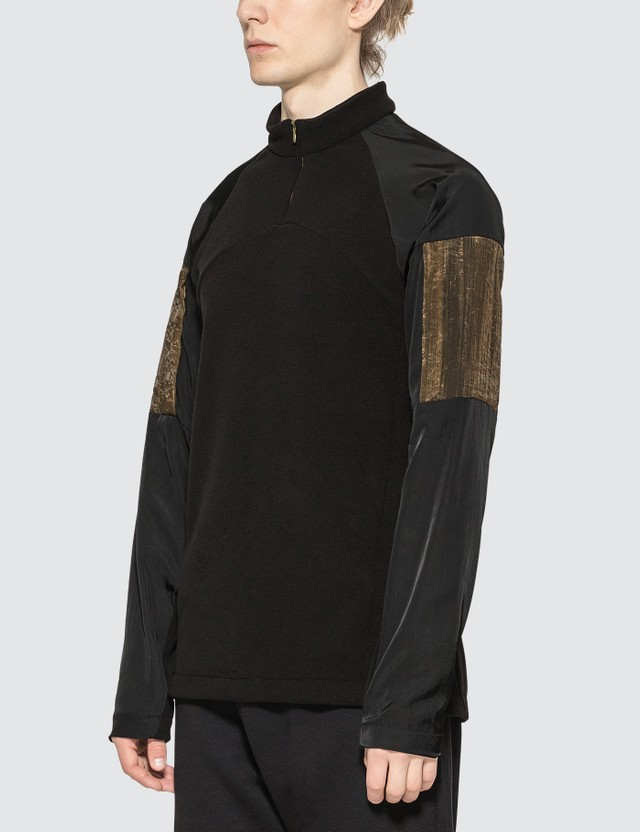 Cottweiler Motor Track Top Black Men