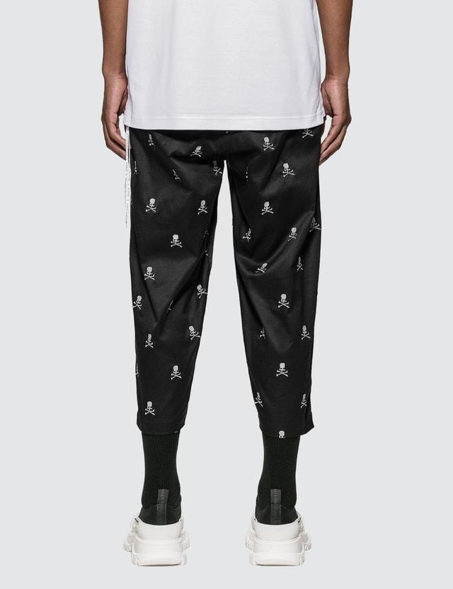 Mastermind World Allover Print Loose Skull Pants