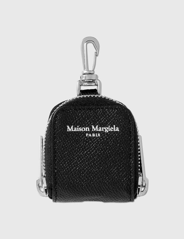 Maison Margiela AirPods Case Black Men