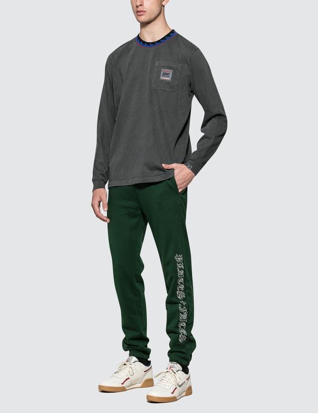 Billionaire Boys Club L/S Pocket T-Shirt