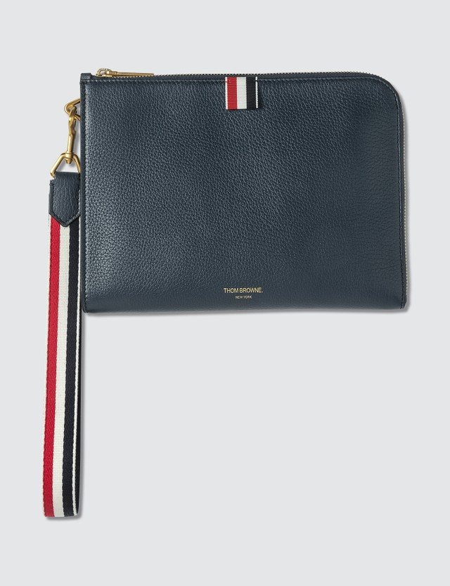 Thom Browne Small Gusset Folio