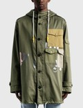 Palm Angels Military Parka Picutre