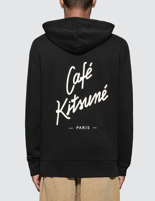 Maison Kitsune Cafe Kitsune Hoodie