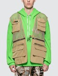 Palm Angels Hunting Vest Picture