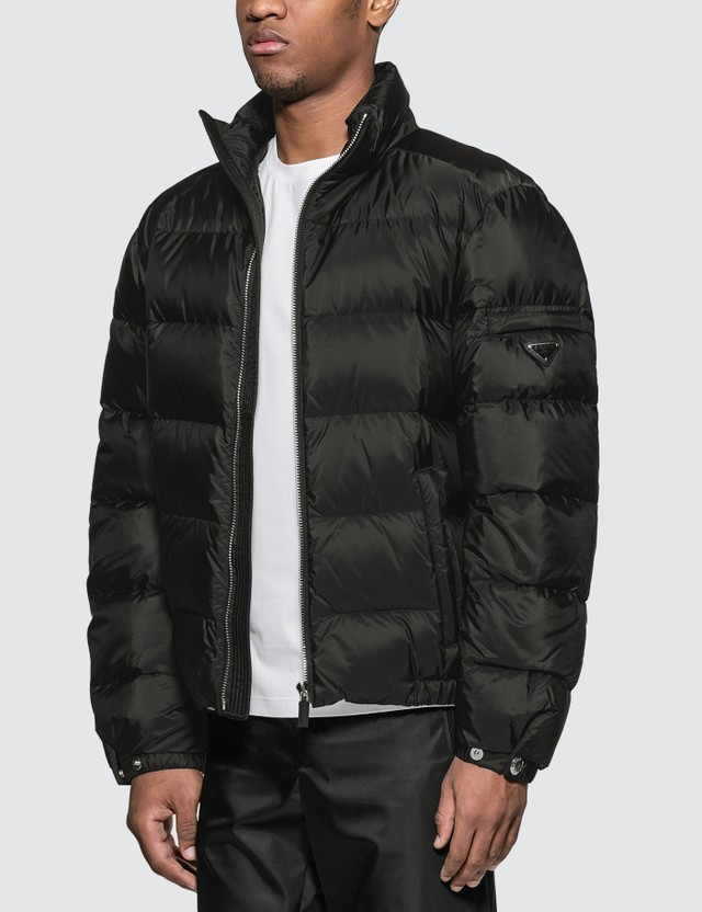 Prada Nylon Down Jacket