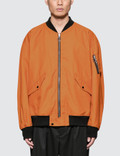 Monkey Time Bomber Jacket Picture