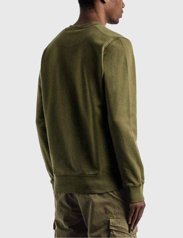 Stone Island Classic Sweatshirt Olive  Men