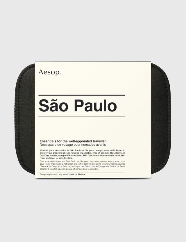 Aesop Sao Paulo City Kit N/a Unisex