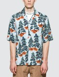 Acne Studios Simon Pine Flu V Shirt Picture