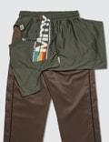 Maison Mihara Yasuhiro T-Shirt Docking Pants