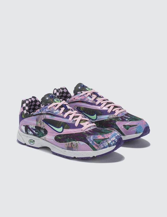 Nike ZM Streak Spectrum Plus Premium Court Purple/lt Poison Green Men
