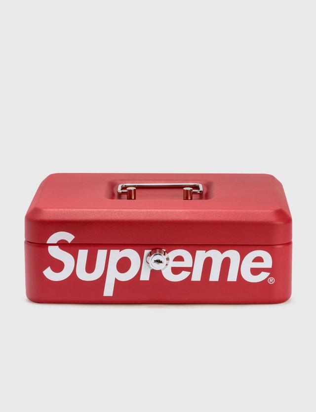 Supreme Supreme Lockbox Red Archives