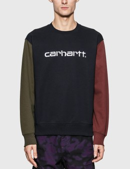 Carhartt Work In Progress Carhartt Tricol Sweatshirt