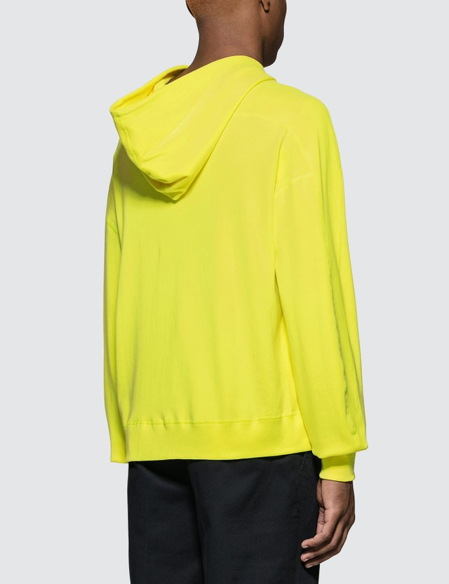 Richardson Simple Hoodie Pigment Dyed Flourescent Yellow Men