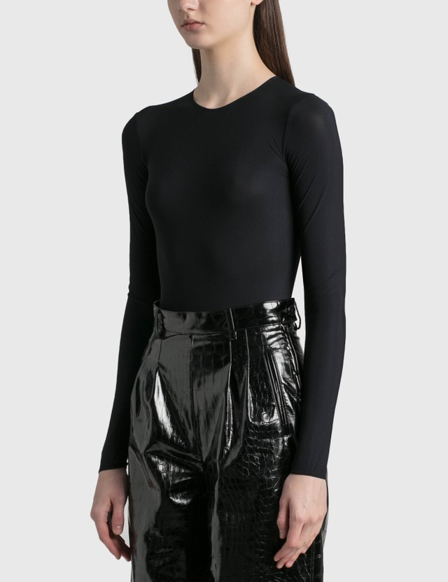 Maison Margiela Bodysuit Black Women