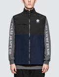Polar Skate Co. Halberg Fleece Vest Picutre