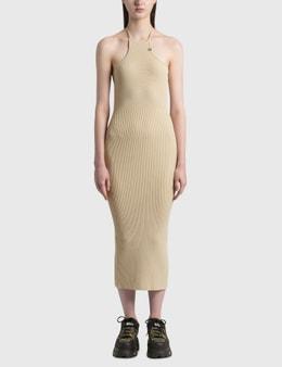 1017 ALYX 9SM Ribbed Knit Tank Dress