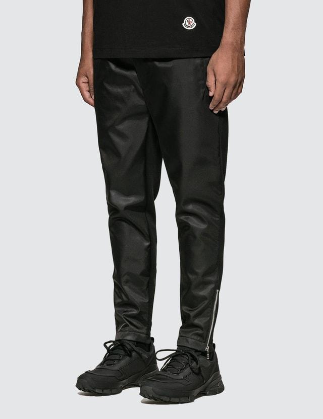 Prada Nylon Cotton Sweatpants