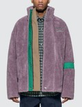 Acne Studios Orsino Teddy Jacket Picture