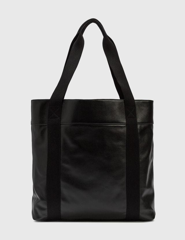 Saint Laurent Leather Shopping Bag