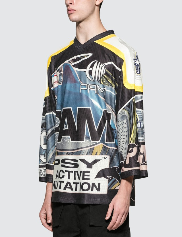 Perks and Mini New Worlds Oversized Sublimation Top