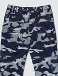 Valentino Denim Cargo Pants Navy/navy Men