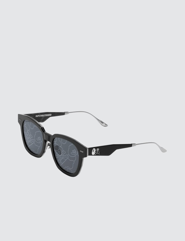 Mastermind Japan BAPE x Mastermind Japan Sunglasses BMJ003 (Volume 2.0) Black Men