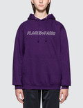 Places + Faces Embroidery Logo Hoodie Picture