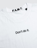 F.A.M.T. Kids' Don't Do It. Short-Sleeve T-Shirt