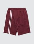 Helmut Lang Sport Stripe Short