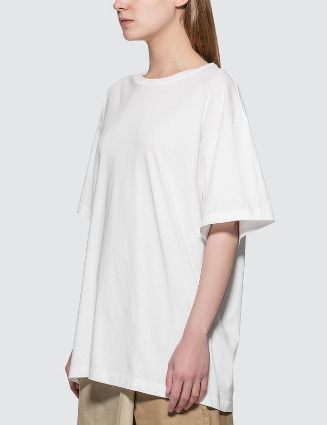 MM6 Maison Margiela Oversized Logo T-Shirt