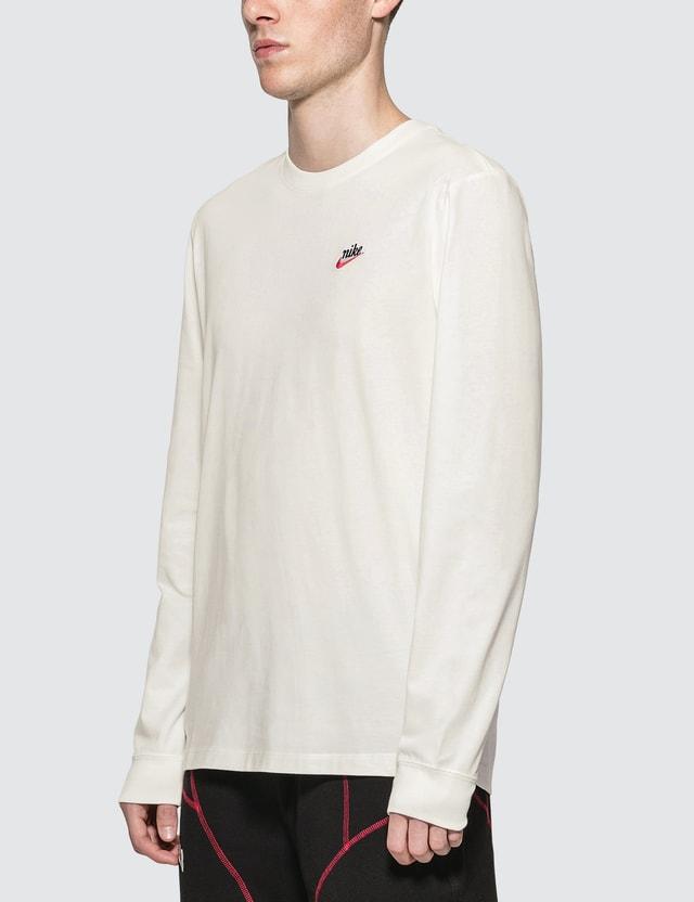 Nike Nike Sportswear Heritage Long Sleeve T-shirt