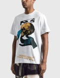 Perks and Mini P.A.M. x Undercover 2020 SS T-Shirt A Optic White Men