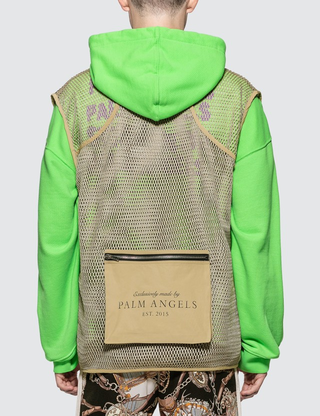 Palm Angels Hunting Vest