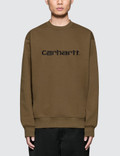 Carhartt Work In Progress Carhartt Sweatshirt Picture