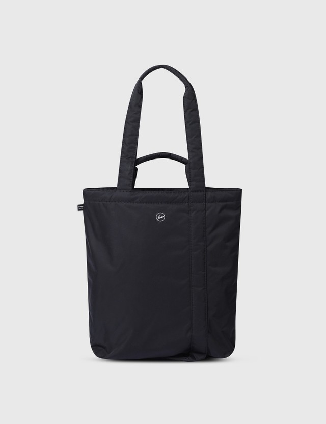 Stationeries by Hypebeast x Fragment Ramidus Tote Bag Black Unisex