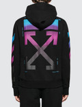 Off-White Diag Gradient Zip Hoodie Picture