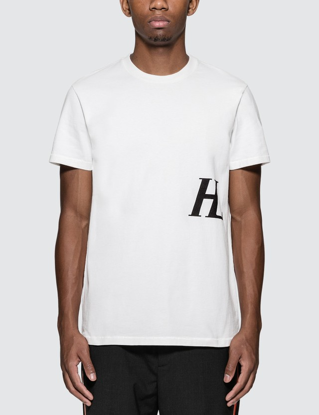 Helmut Lang HL Chest Logo T-Shirt