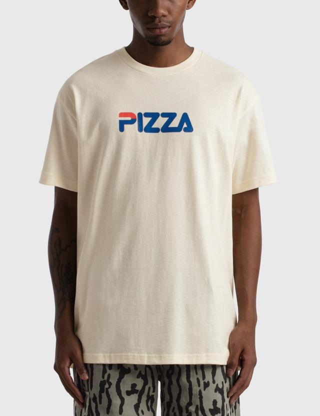Pizza Skateboards Fizza T-shirt Beige Men