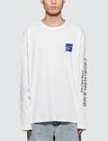 CALVIN KLEIN JEANS EST.1978 Modernist Stars Logo L/S T-Shirt Picture