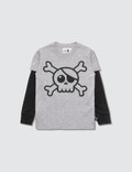 NUNUNU Skull T-Shirt Picture