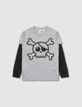 NUNUNU Skull T-Shirt 사진