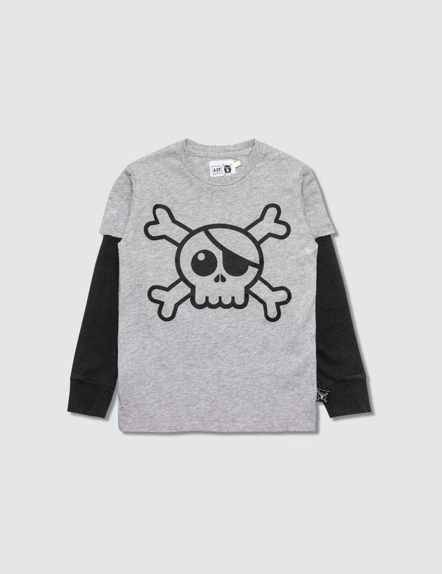 NUNUNU Skull T-Shirt