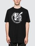 Faith Connexion PR Oversized Black S/S T-Shirt Picture