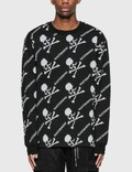 Mastermind World All Over Print Long Sleeve T-Shirt Picutre
